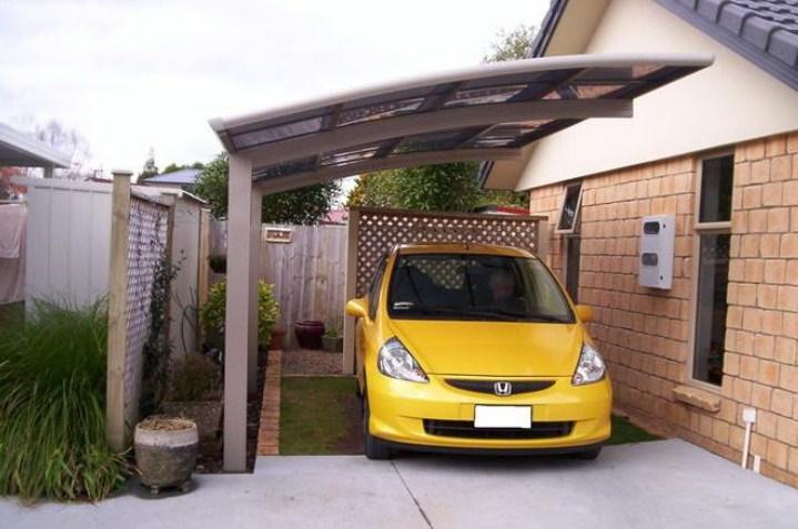 25 Desain Garasi Mobil Minimalis Terbaru 2017 | Housepaper.net