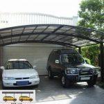 Desain Garasi Mobil Minimalis