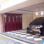 Desain Garasi Mobil Minimalis Sederhana