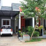 Desain Garasi Mobil Rumah Kecil