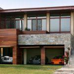 Desain Garasi Mobil Rumah Mewah