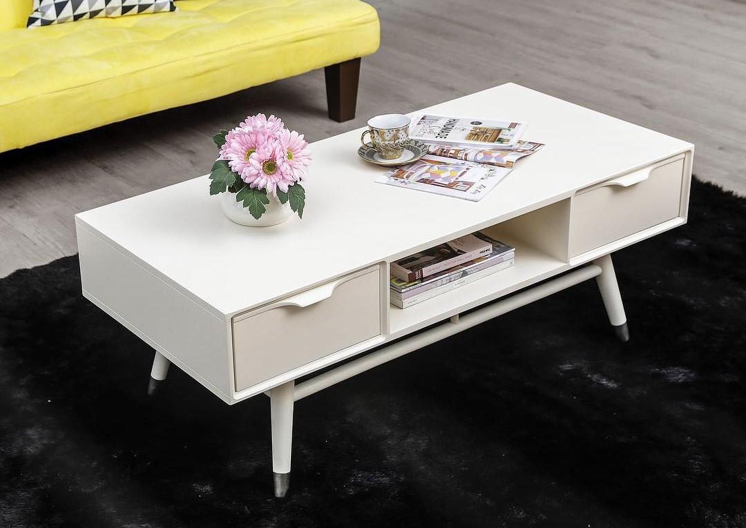 Desain Meja Ruang Tamu