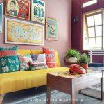 Desain Ruang Tamu Kecil Vintage Klasik