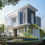 Desain Rumah Modern Mewah Terbaru
