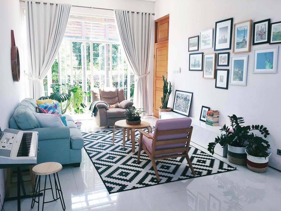 Gambar Desain Ruang Tamu Terindah Rumah XY