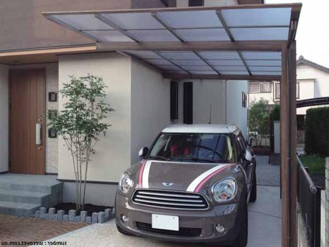 25 Desain Garasi Mobil Minimalis Terbaru 2020 Dekor Rumah