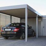 Garasi Mobil Rumah Kecil