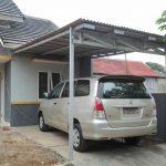 Garasi Mobil Rumah Minimalis Kecil