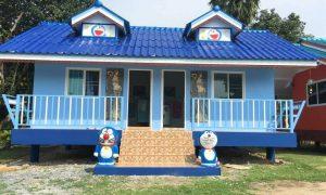 Desain Rumah Doraemon Terbaru