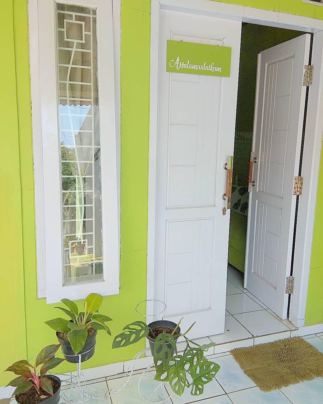 Inspirasi Desain Pintu Rumah Minimalis 2 Pintu Terbaru