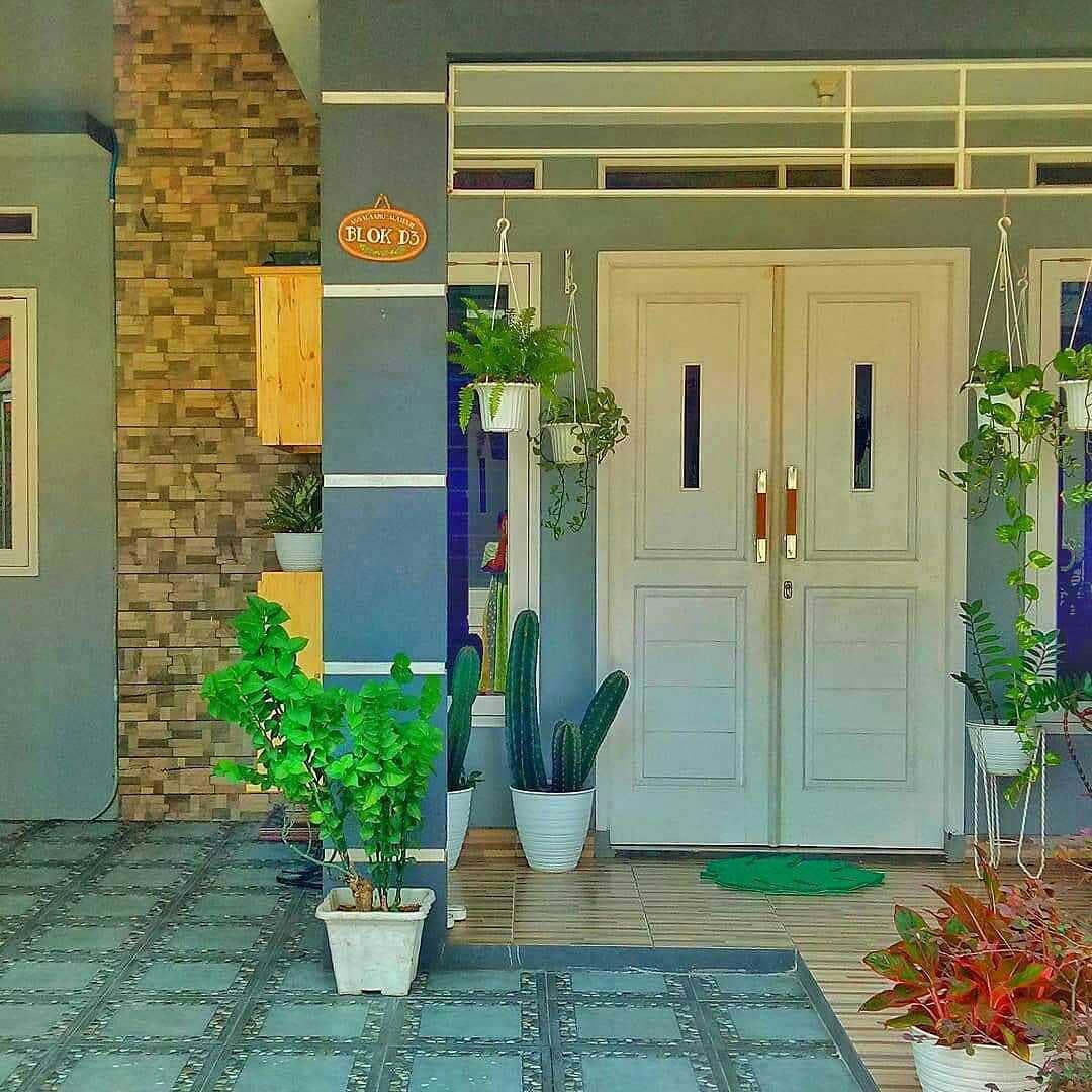 Model Pintu Utama Rumah Minimalis Terbaru