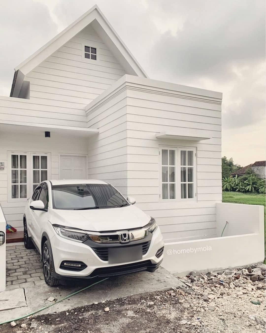 Model Rumah Minimalis Terbaru Gaya Amerika