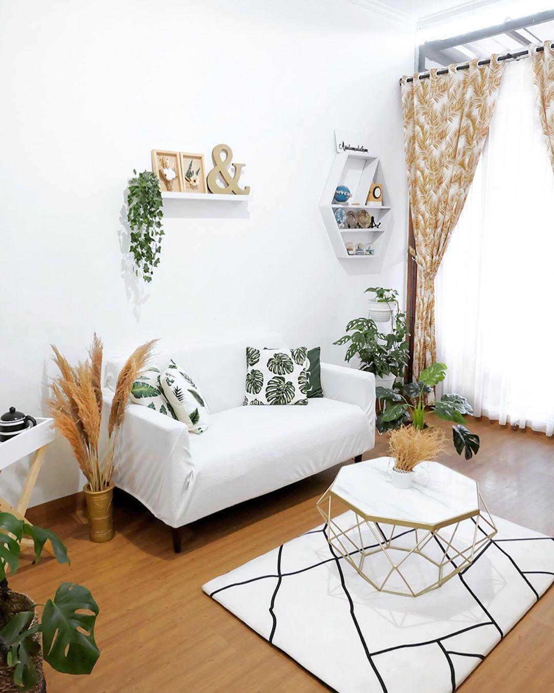 Model Sofa Minimalis Ruang Tamu Modern Terbaru