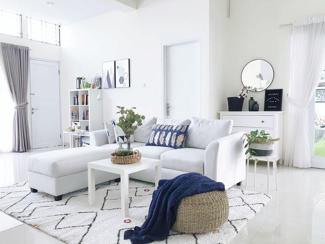 Model Sofa Minimalis Ruang Tamu