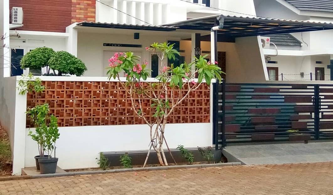 Trend Desain Pagar Rumah Minimalis Terbaru