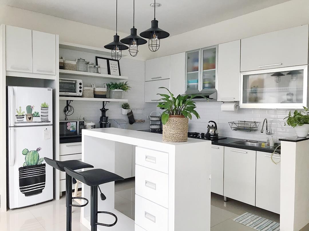Desain Kitchen Set Minimalis Modern Tahun Ini Terbaru