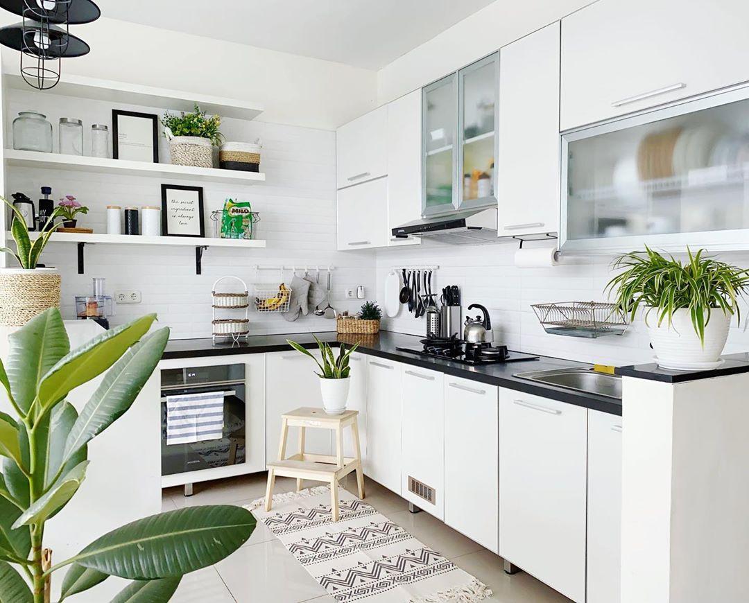 Model Kitchen Set Dapur Minimalis Modern
